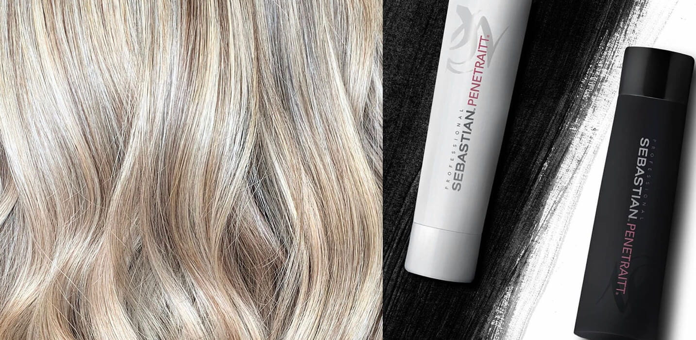 Take a look at these beautiful colour tones – maintain healthy and glossy hair with Sebastian products.