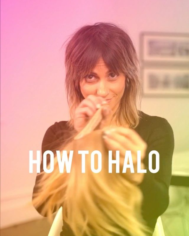 I CAN SEE YOUR HALO 😇 . Orders available through our Mentone salon. Chat to @rokkem_creative about having a perfectly colour matched and cut hair piece tailor suited for you! 😽👏🏼 . . . #rokkebony #yourokk #hairtutorials #halohairextensions #halo #hairextensions #helisgold #hairtips #rokkfam #rokkculture #melbournesalon #isohairstyles #isohair #melbournelifestyle #melbournelife #volume #hairstyle @herhalohair