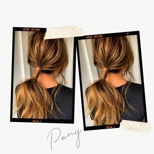 PONYTAIL IT UP 👊🏼It's mid week, you've got some re-growth and you are needing some hair inspo to help you feel good again. Don't underestimate the power of a good pony!Here's one we prepared earlier from our up-do champion @rokkelvin @rokkebonycollinsplace ⚡️💞#rokkebony #rokkebonycollinsplace #yourokk #updo #ponytail #isohair #iso #hair #hairgoals #hairstyles #melbournesalon #melbourne #hairstylist