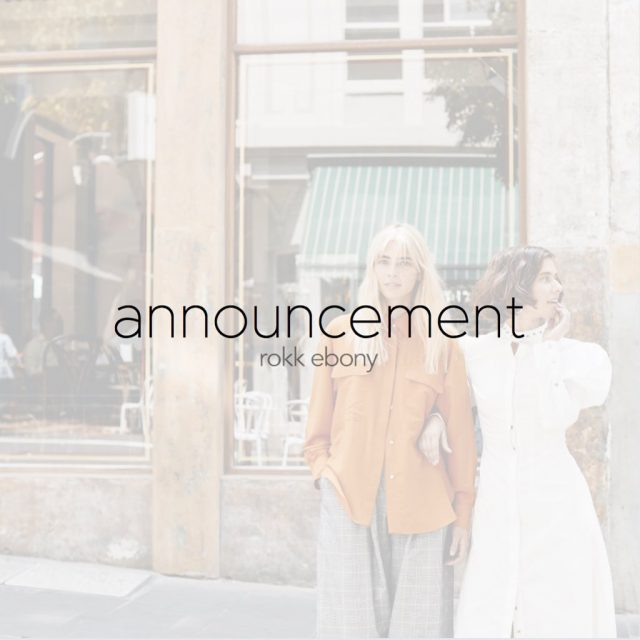 ANNOUNCEMENT❗️We are so excited to finally confirm the re opening of our salons on Tuesday 27th October 👏🏼🥳CLIENTS WITH A PREVIOUS EXISTING APPOINTMENTAs a courtesy we will reschedule all existing appointments first. We will forward you an SMS to confirm your new appointment date & time for your approval.CLIENTS WITHOUT EXISTING APPOINTMENTSWe will make another announcement on 5th October to confirm and welcome all other bookings.IN THE EVENT OF GOVERNMENT CHANGESShould the Government allow us to open from 19th of October - we will open our doors sooner and give you the opportunity to move your appointment forward.We thank you so much for your continuous patience and understanding during this time and we cannot wait to get back into the salons to take care of all of your hair needs!SEE YOU SOON!Huge Love The Rokk Fam#rokkebony #announcement #covidplan #hair #melbournelife #melbournehair #melbourne #reopening #outoflockdown #wemissyou #yourokk